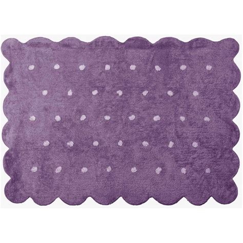 tapis rond mauve tapis rasta rond violet par