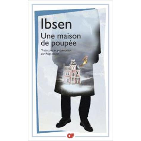 une maison de poup 233 e r 233 gis boyer henrik ibsen achat livre achat prix fnac