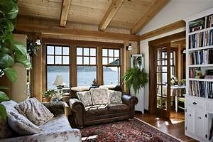 Expert, Interior, Design, Tips, For, Small, Cabins, U0026, Cottages