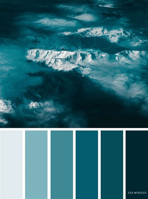 peacock and teal color palette st 237 lus teal color