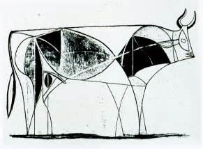 Picasso Bulls - Sheelagh Carpendale