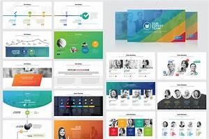 Business Plan  U0026 Marketing Powerpoint Template  67022
