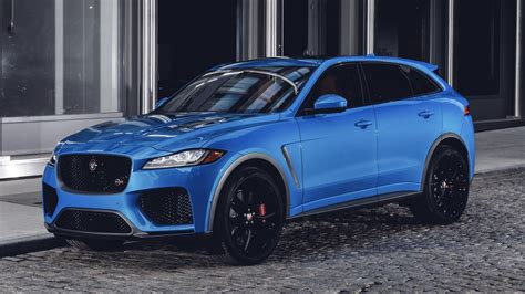 jaguar explains     pace svr means business