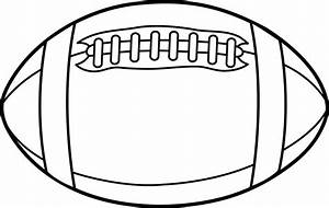 American Football Field Black And White | Clipart Panda ...