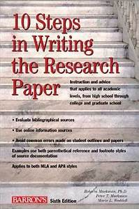 Guide to writing research papers creative writing theme generator creator mindset essay dissertation proposal custom