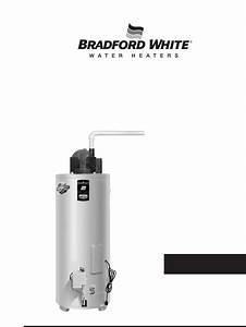 Bradford-white Corp Water Heater