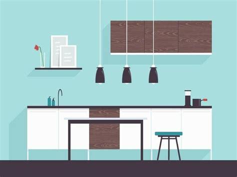Kitchen Layout Vector by Kitchen Design Designspiration Designchive In 2019