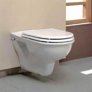 Wc Und Bidet : temtasi sl320 wand dusch wc mit eingebauter armatur ~ Lizthompson.info Haus und Dekorationen
