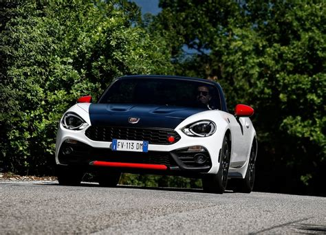 Spider Price by 2018 Fiat Abarth 124 Spider Price New Suv Price New