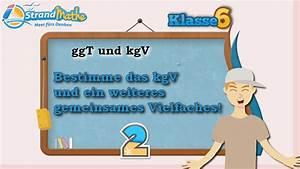 Größter Gemeinsamer Teiler Berechnen : ggt und kgv gr ter gemeinsamer teiler und kleinstes gemeinsames vielfaches klasse 6 bung ~ Themetempest.com Abrechnung