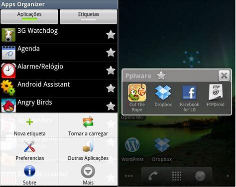 app organizer for android apps organizer organize as suas aplica 231 245 es no android