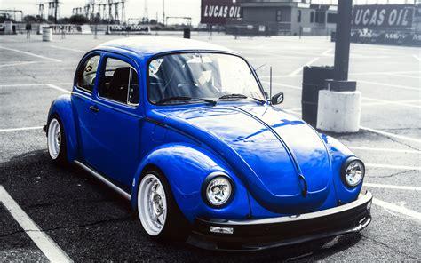 Volkswagen Beetle [5] Wallpaper
