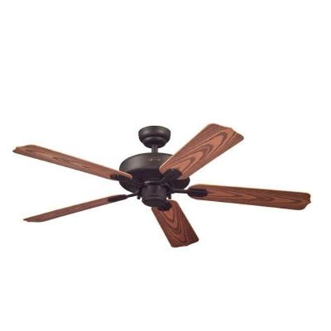 home depot ceiling fans outdoor westinghouse willow 52 in rubbed bronze indoor