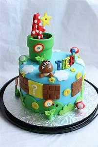 Super Mario Kuchen : super mario torte 46 erstaunliche bilder ~ Frokenaadalensverden.com Haus und Dekorationen