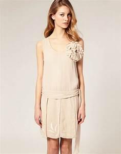 Robe Année 20 Vintage : asos asos salon robe style ann es 20 en mousseline ~ Nature-et-papiers.com Idées de Décoration