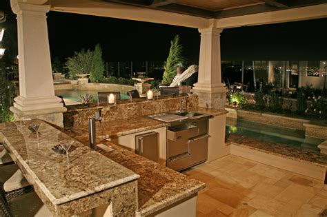 La & Orange County Custom Outdoor Kitchen Design  Dreamscapes