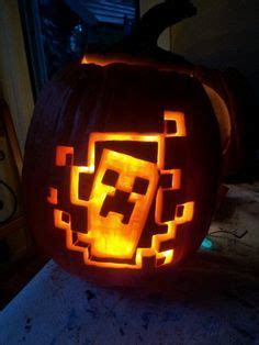 17 Best Ideas About Minecraft Pumpkin On Pinterest