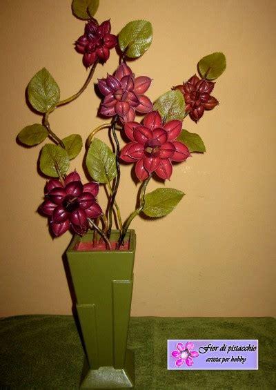 Vediamo in che modo e con quante idee originali che portino la primavera in casa! Arredamento Casa - Decorazioni vasi con fiori fatti a mano   Fior di pistacchio