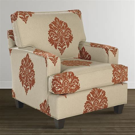 Custom Upholstery Furniture by Custom Upholstery Chair Persimmon Bassett Furniture