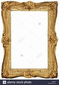 Ornate Gold Picture Frame Images - Craft Decoration Ideas