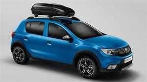 Equipement Dacia Sandero Stepway Prestige : new sandero stepway ~ Gottalentnigeria.com Avis de Voitures