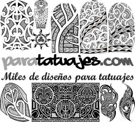 tatuajes maories significado  ejemplos  tatuajes