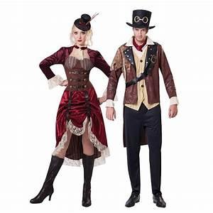Déguisement Couple Célèbre : d guisement steampunk couple ~ Melissatoandfro.com Idées de Décoration