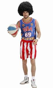 American Basketball Player Plus Size Costume 7583 plus