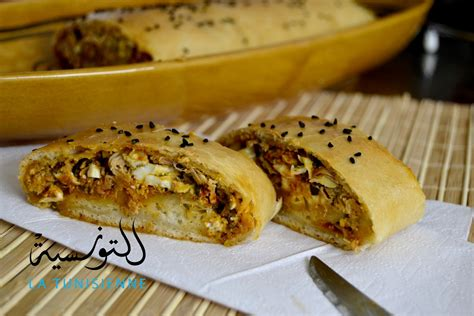 le curcuma en cuisine brioché farci à la tunisienne cuisine du monde