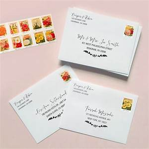 The feminist guide to addressing wedding invitations a for Return address envelopes for wedding invitations