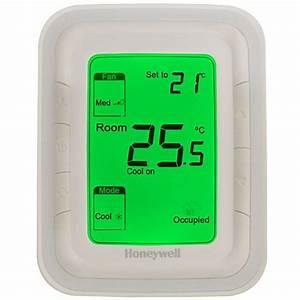 Termostato Digital Honeywell Halo T6861v2wg 220v C