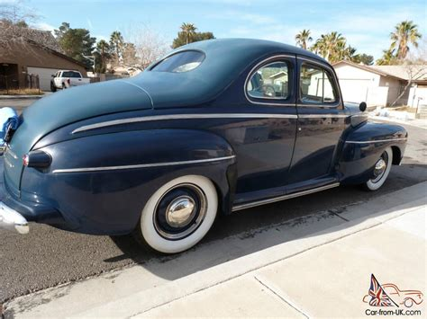1946 Ford Super Delux Buisness Coupe