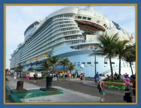 Royal Caribbean Nassau Bahamas Cruise Port