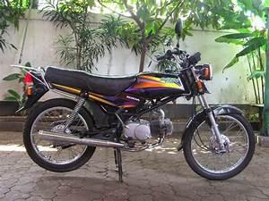 Spesifikasi Honda Win 100  U2013 Bandel  Irit  Dan Tak Rewel