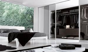 24 idees de dressing pour votre loft With chambre avec dressing ouvert