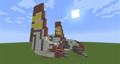 minecraft structure minecraft vaisseau spatial