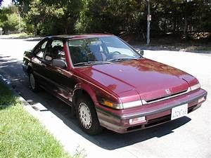 1988 Honda Accord Coupe