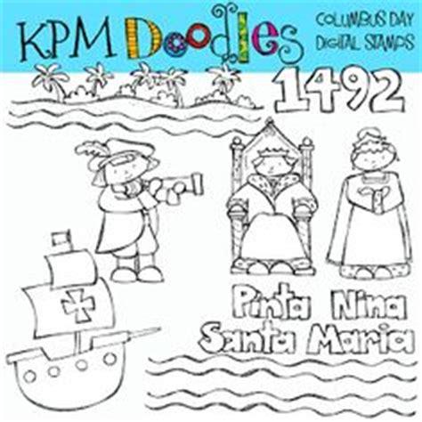 pinta and santa coloring sheet columbus 489 | 51b63f42dfd04b35762dc18dbbbadc61