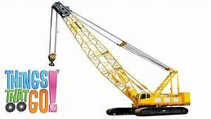 Crane  Construction Videos For Kids