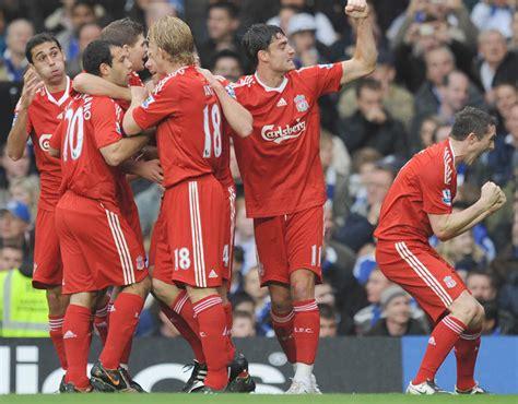 Top 10 Liverpool Premier League Away Wins Pictures