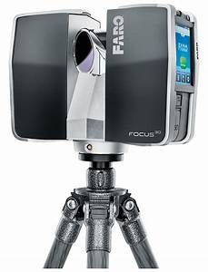 Rent the FARO Focus3D Laser Scanner