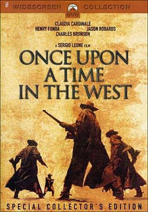 Once Upon Time West by The Myth And Of S West The Straw