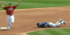 Carl Crawford Shows Us How Not To Slide Head First In ...