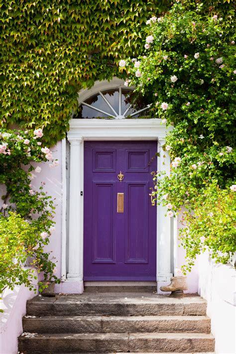 front door color trends los angeles