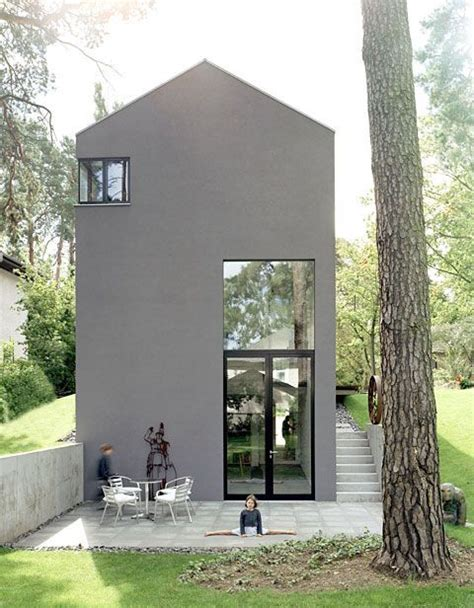 Fassadenfarbe Grau fassadenfarbe grau fassadenfarbe on modern houses