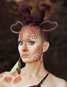 Karneval Schminken Tiere : giraffe kost m selber machen kost me pinterest ~ Frokenaadalensverden.com Haus und Dekorationen