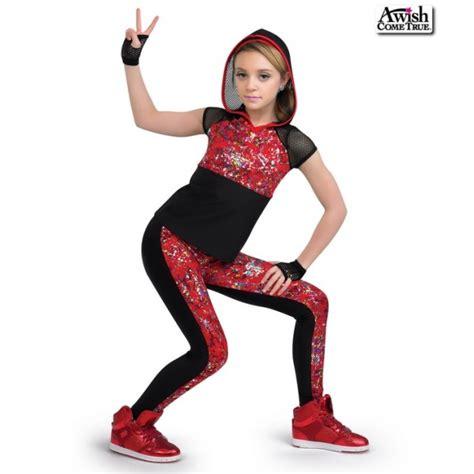 A Wish Come True Dance Values 2016-17  Antidote - Hip Hop/Street Dance Costume