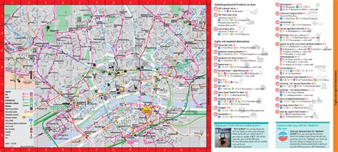 frankfurt map world  map