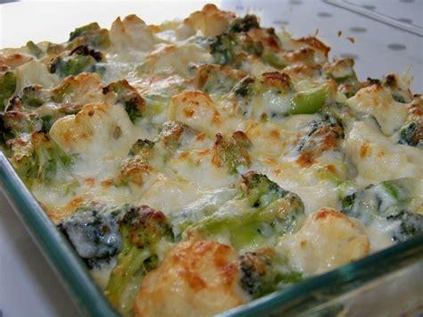 cuisiner un choux fleur recette de gratin chou fleur et brocoli au comté la