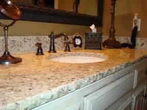 bathroom granite countertops ideas tiles canadianhomeflooring